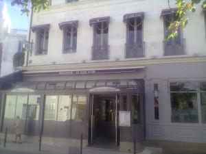 Lateral de Le Coq d'Or (foto: OCE)