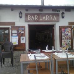 Bar Larra (Hondarribia). Un menú del día competente… ¡y con sidra!