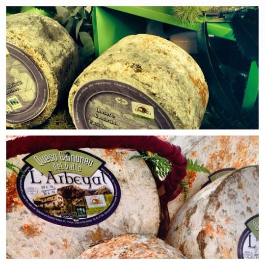 #Gamonedo del valle y #gamoneu del puerto #asturias tierra de los mil #quesos #quesu #cheese