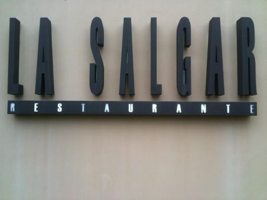 Esto es La Salgar, restaurante (foto: Cuchillo)