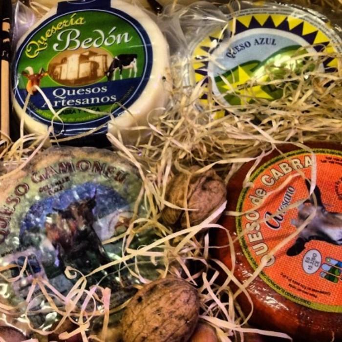 Asturias el paraíso de los mil quesus