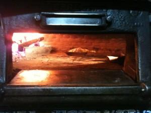 Lechazo en el horno del Asador de Aranda (f: Cuchillo)