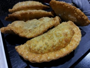 Empanadas argentinas, de El Indio Malo (f: Cuchillo)