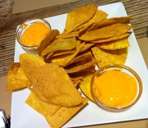 Nachos de Hogar Dulce Hogar (foto: Uve)