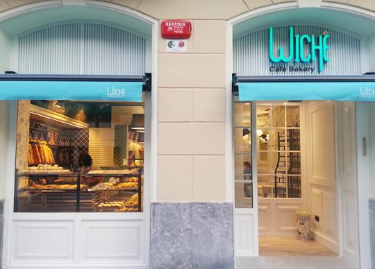 Wiché, foto promocional del establecimiento