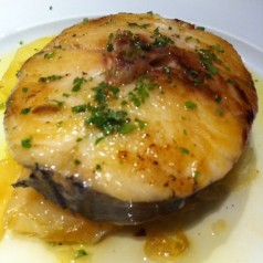 Restaurante Beraia (Bilbao). Un menú del día real