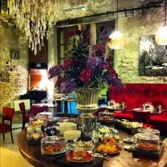 Le Bistrot du Moulin (Villeneuve lez Avignon). Los mínimos para comer a gusto
