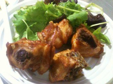 Pollo a la canilla, de Casa Antonen (foto: Cuchillo)