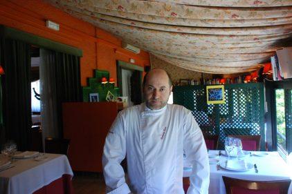 Roberto Ruiz, el hombre al frente de El Frontón (foto: Cuchillo)
