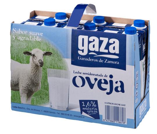 Gaza _ caja leche