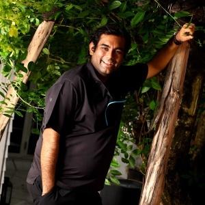 El cocinero Gaggan Anand.
