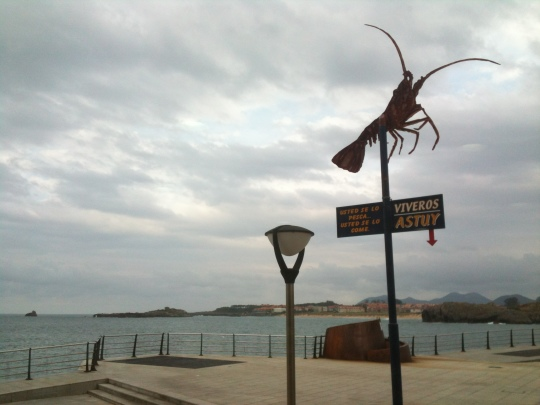 Usted se la pesca, usted se la come, Astuy (foto: Cuchillo)