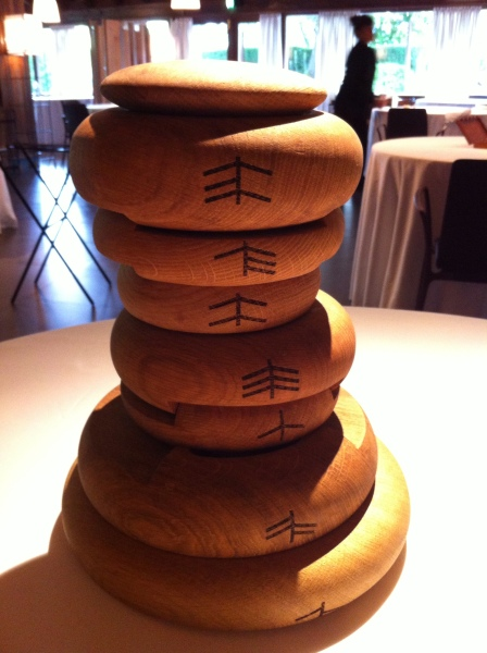 Los siete pecados capitales, en versión chocolateada de Mugaritz (foto: Cuchillo)