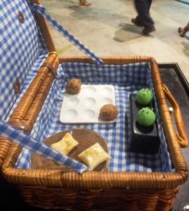 De picnic, en Azurmendi (foto: Jarvisey)