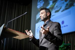 Didier Fertilati, en Host (foto: BCC)