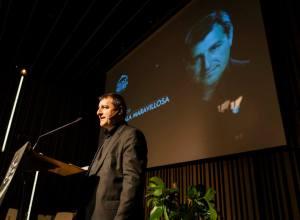 Josep Roca, durante su intervención en Host (foto: BCC)