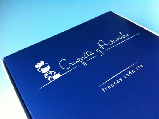 También es coqueto el packaging de Croqueta y Presumida (foto: Cuchillo)