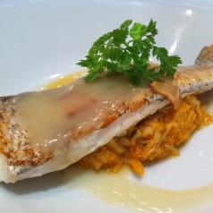 Agorregi (Donostia). Le Bib Gourmand