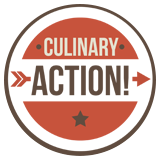 Culinary Action _ logo redondo