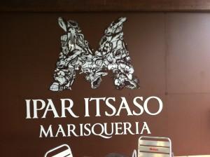 Bienvenidos a Ipar Itsaso (foto: Cuchillo)