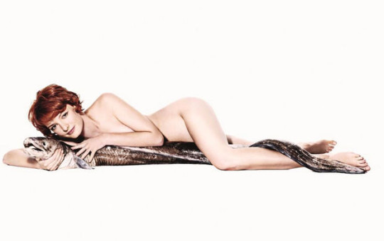 La actriz Dakota Blue Richards (foto: Rakin)
