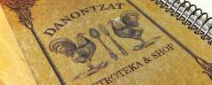 Danontzat Gastroteka (Hondarribia). Qué bien que seguimos la flecha roja