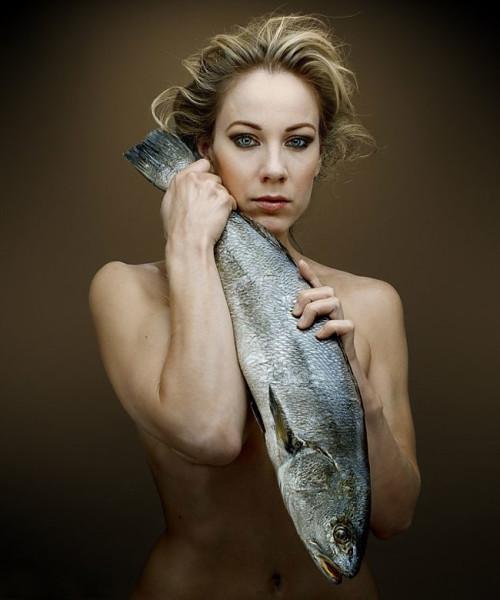 La actriz Jeany Spark (foto: Denis Rouvre)