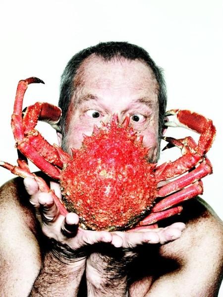 El actor Terry Gilliam (foto: Rakin)