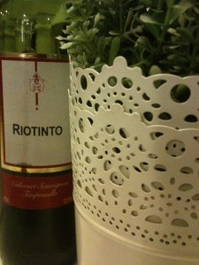Ríotinto, un vino explosivo (foto: Cuchillo)