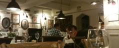 Deustoarrak (Bilbao). Sólo dos menús