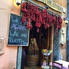 Roma y la ruta de La Grande Bellezza, las trampas para turistas o el Cibo Delizioso