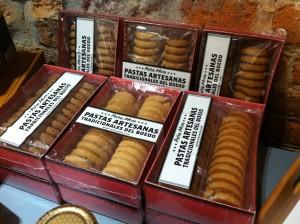 Pastas artesanas, de Petra Mora (foto: Cuchillo)