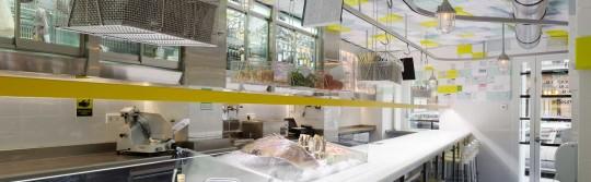 Así es la Sala de Despiece, vacía (foto: academiadeldespiece.es)