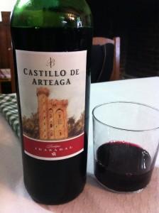 El vino de mesa en Urrutxuko (foto: Cuchillo)