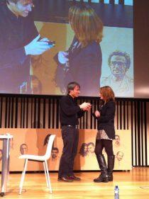 Adrian Check en Diálogos de cocina 2015 (foto: Cuchillo)
