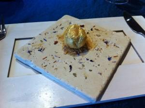 Bombón de foie, de Gaztelumendi-Antxon (foto: Cuchillo)