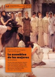 Juan Echanove _ asamblea de mujeres