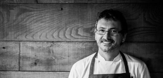 Imagen de Andoni Luis Aduriz tomada de la web de su restaurante, mugaritz.com