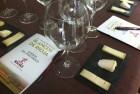 Apetecible esquina, antes de tomar asiento en la cata de quesos y blancos de Rioja (foto: Cuchillo)