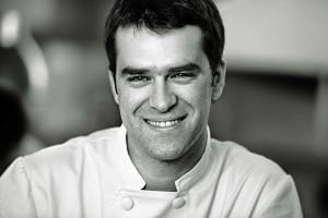 El cocinero Mikel Gallo, chef de Ni Neu.