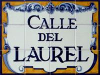 laurel placa