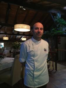 Carlos Gulín Cid, chef de Makatzeta (foto: Cuchillo)