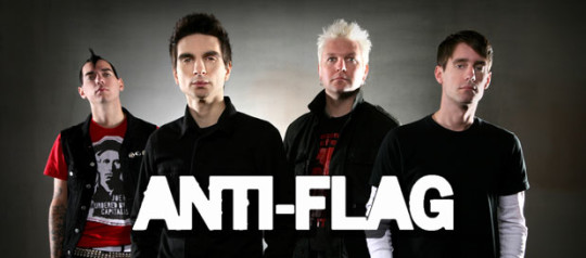 Mundaka Festival _ Anti-Flag