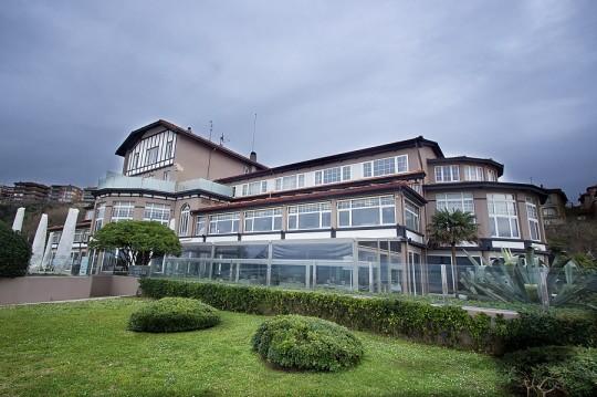 Imagen del Hotel Igeretxe, sede de la Brasserie, tomada de su web.