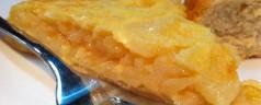 La tortilla de patata, lejos del barroquismo