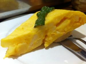 La tortilla del Monterrey Ifoto: Cuchillo)