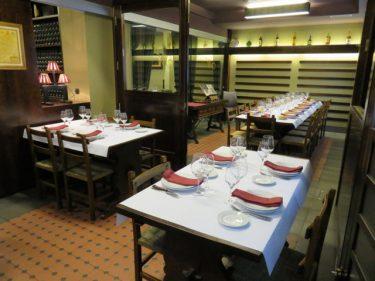 Una vista del remozado comedor de Casa Nicolás (foto: Cuchillo)