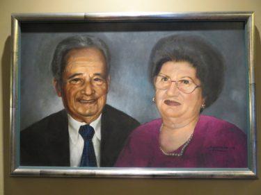 Nicolás Ruiz y Pepita Elizondo, el origen de Casa Nicolás (foto: Cuchillo)
