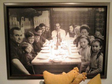 Retrato familiar, una de las joyas escondidas en Martín Berasategui (foto: Cuchillo)