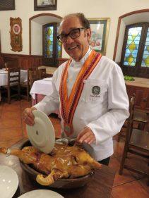 José María, patrón de José María (foto: Cuchillo)
